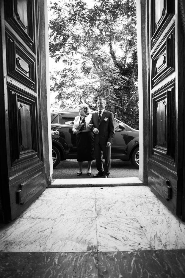 Gli sposi a Siena